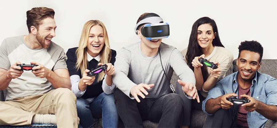 PSVR Review PlayStation VR PS4 PlayStation 4 Hardware Review 9