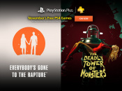 November's Free PlayStation Plus Games include Everybody's Gone to the Rapture on PS4