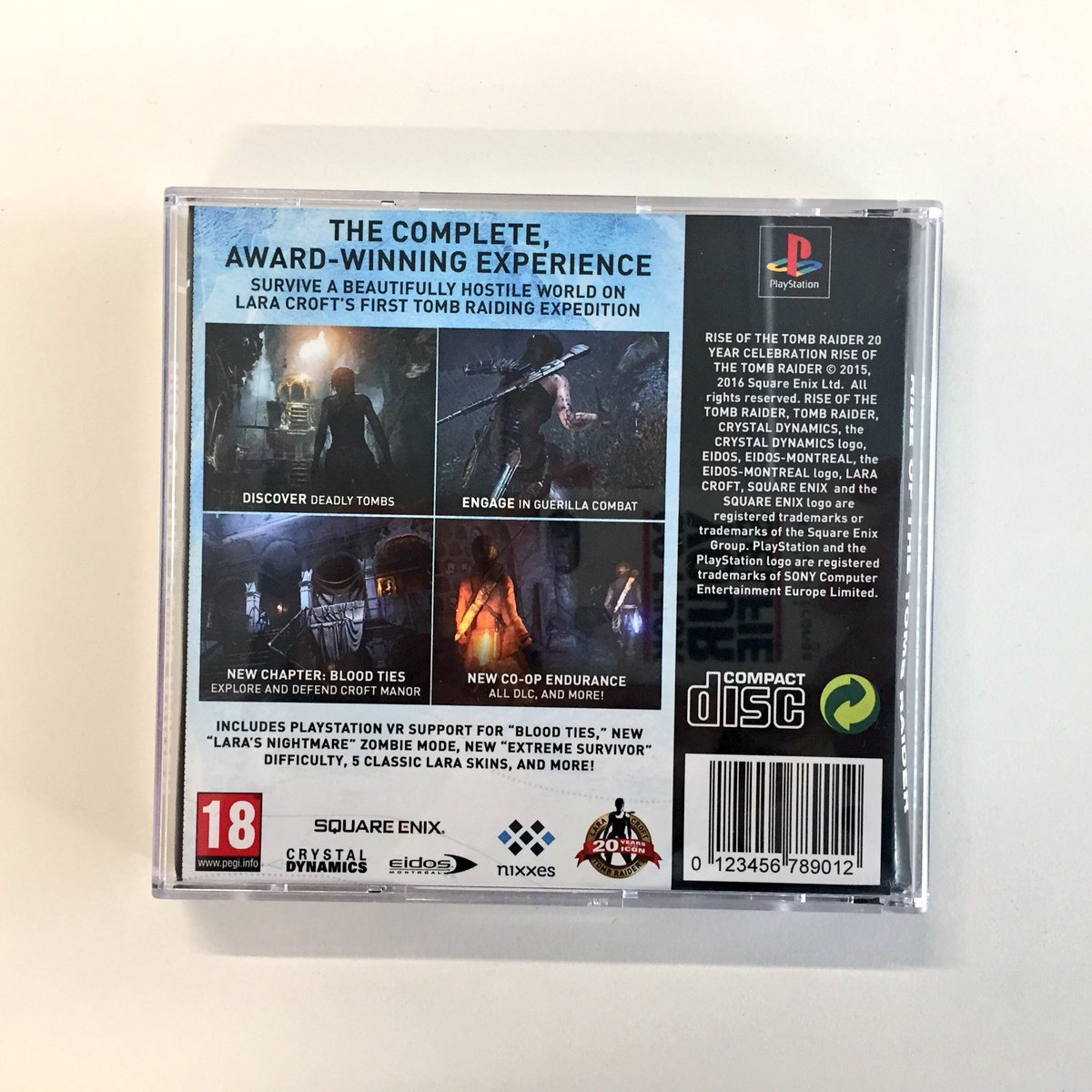 Rise of the Tomb Raider: How to Access the Blood Ties DLC