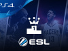 Sony Partners with ESL for PS4 Tournaments