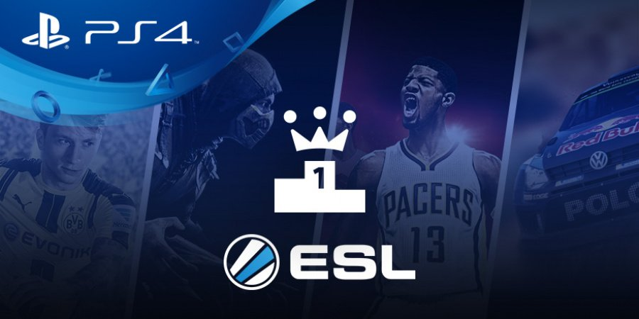 ESL PlayStation Tournaments 1