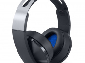 Sony's Platinum Headset Delayed into January