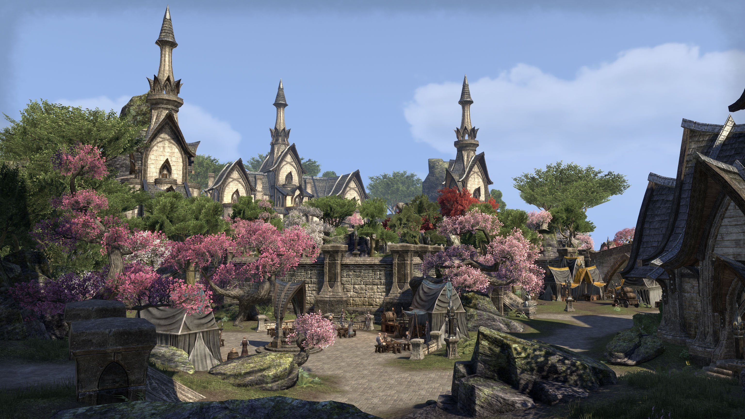 The Elder Scrolls Online Gets Player Housing Next Year