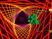 Another Brick Through the Wall in SuperHyperCube on PS4