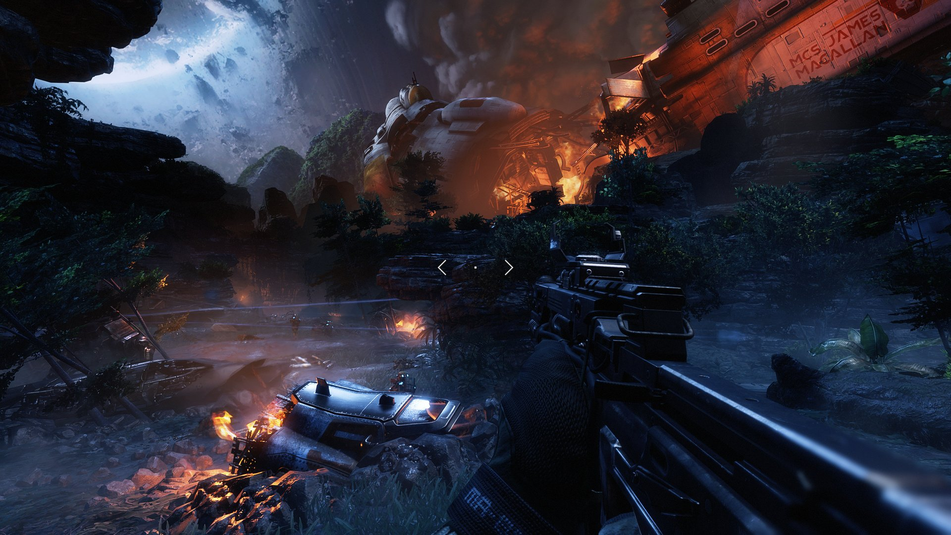 Good God Titanfall 2 Looks Glorious In 1080p On Ps4 Pro