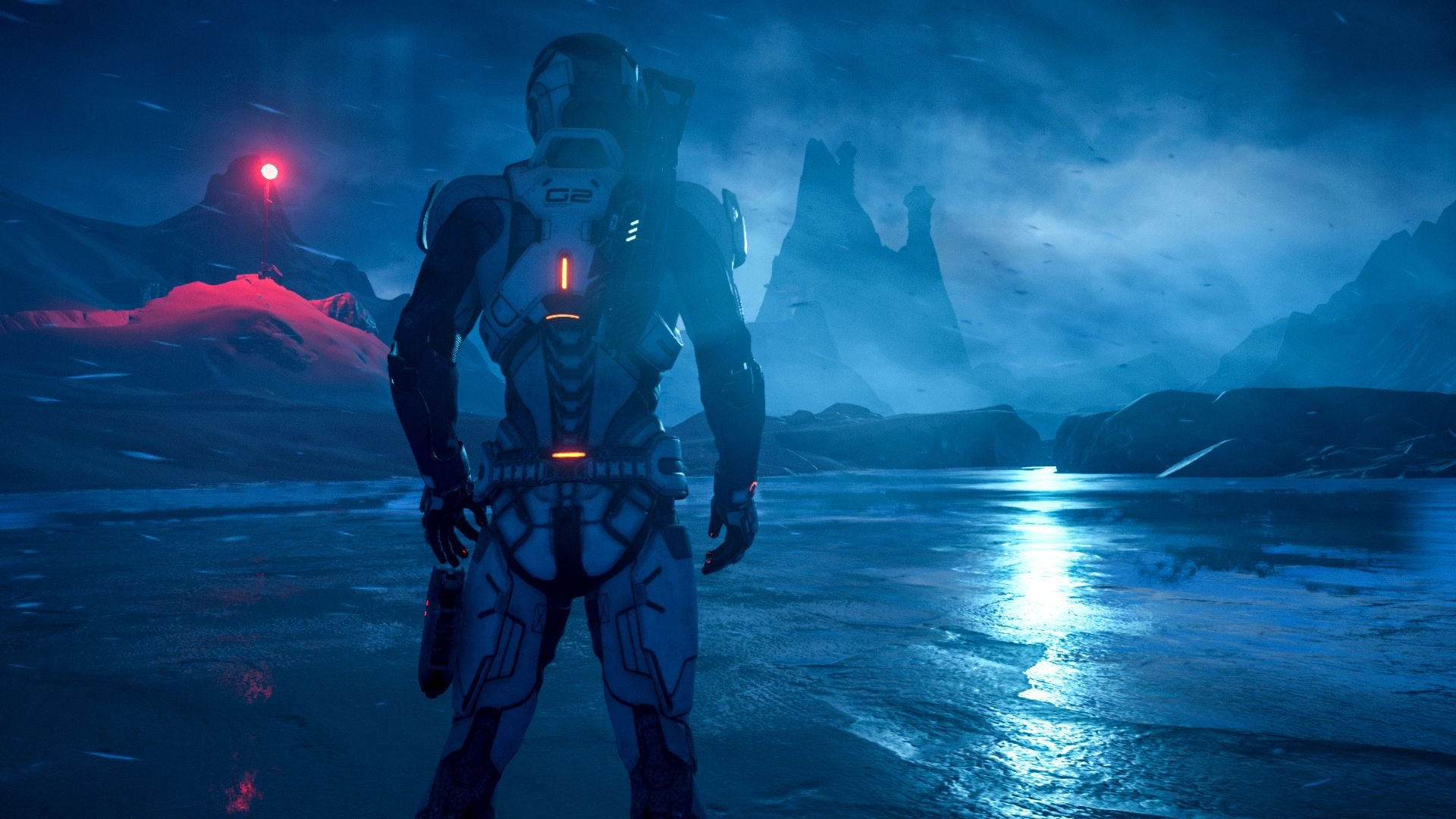 Mass Effect: Andromeda Does Away with Paragon and Renegade Dialogue Choices