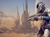 Mass Effect: Andromeda Looks Space Ace in New Screenshots