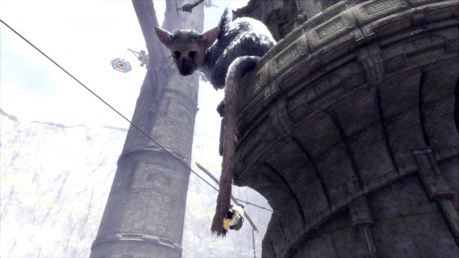 The Last Guardian PS4 PlayStation 4 Screenshots 1