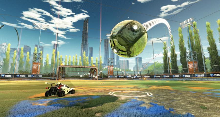Rocket League PS4 PlayStation 4 Custom Training
