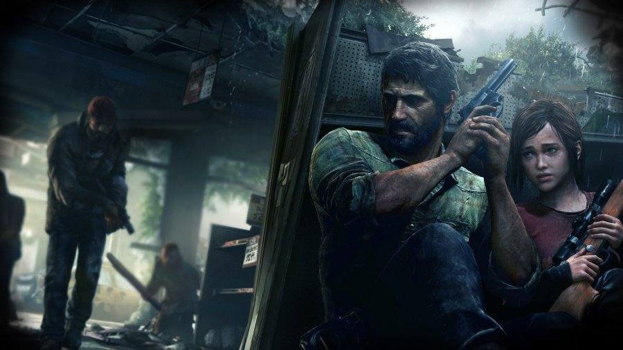 The Last of Us PS4 PlayStation 4 1