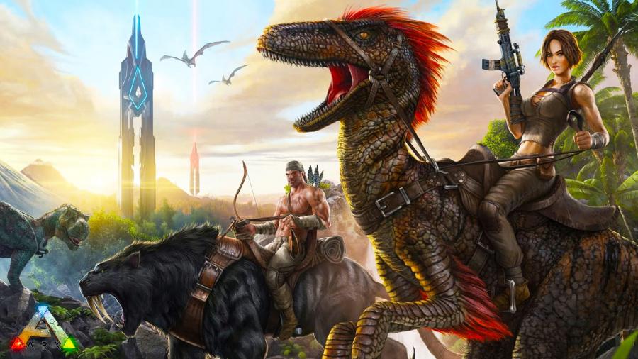 Ark Survival Evolved PS4 PlayStation 4 1