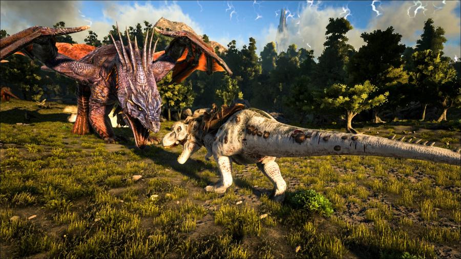Ark Survival Evolved PS4 PlayStation 4 2