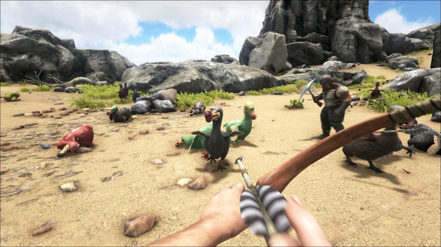 Ark Survival Evolved PS4 PlayStation 4 5