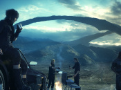 Final Fantasy XV Buffed with 3.2GB Patch on PS4