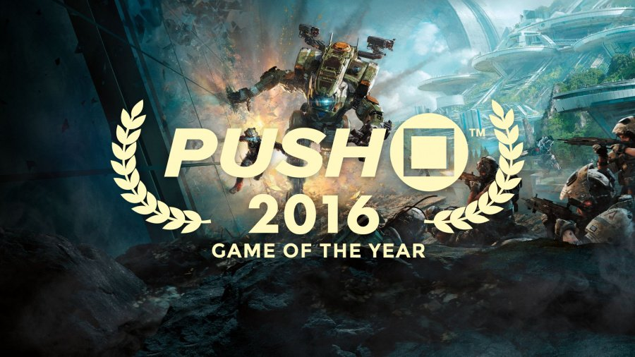 Titanfall 2 PS4 PlayStation 4 Game of the Year 2016