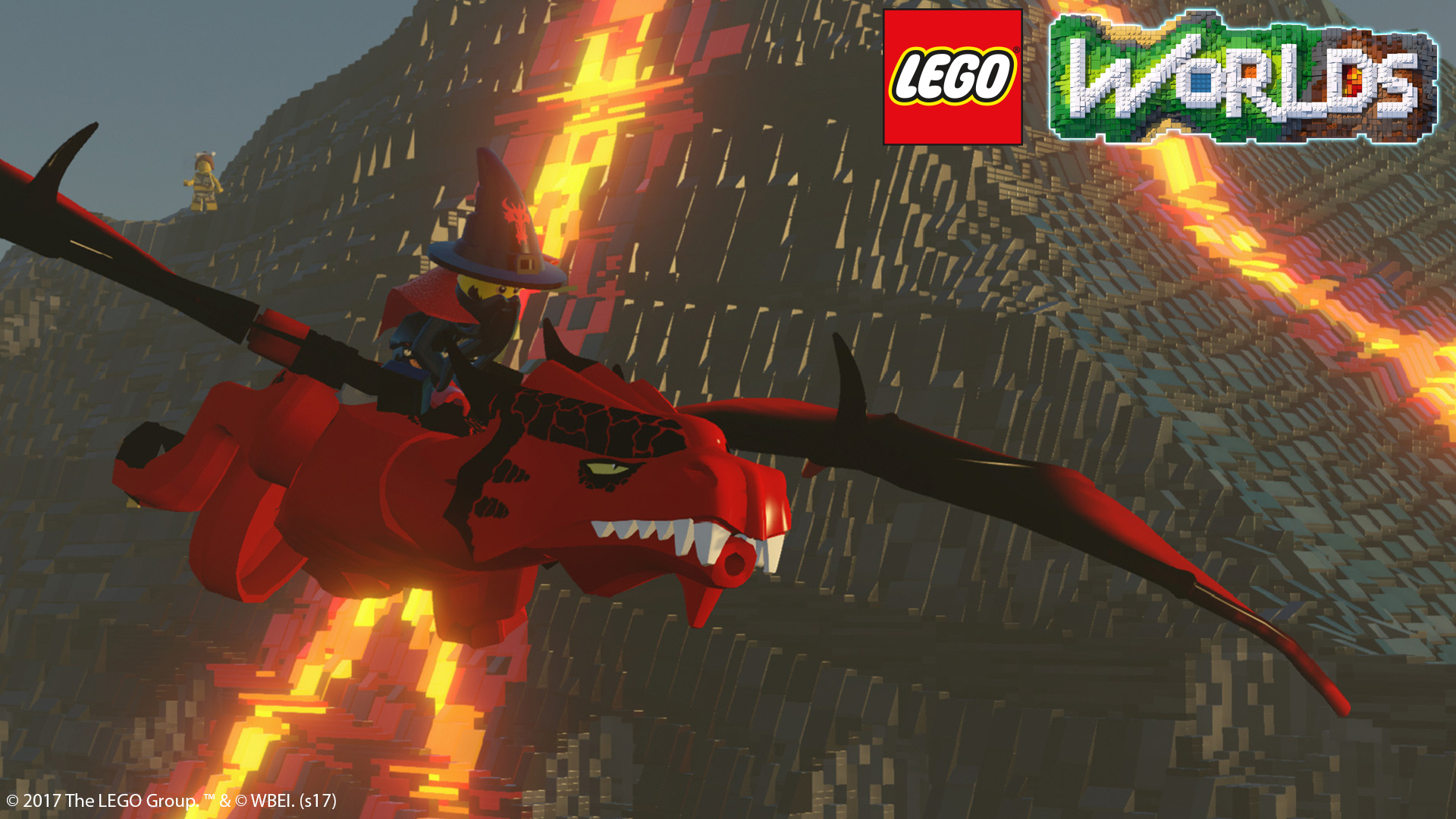 Lego Worlds All Building Materials