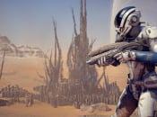 Mass Effect: Andromeda PS4 Gameplay Trailer Shows Off Combat and Exploration