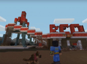 Minecraft's Braving Radiation with Fallout DLC