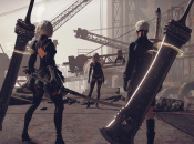 NieR: Automata Cuts Into Christmas with a PS4 Demo This Month
