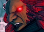 Akuma Is Coming to Street Fighter V and He Has the Best Hair in the Game