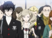 Persona 5 English Story Trailer Calls Upon Its Inner Self
