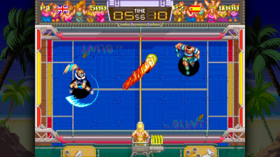 Windjammers PS4 PlayStation 4 1