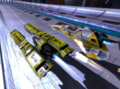 WipEout Finally Races onto PS4 in Omega Collection
