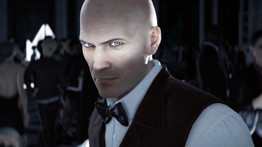 Hitman PS4 PlayStation 4