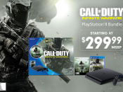 Sony Confirms Post-Christmas Call of Duty PS4 Bundle for North America