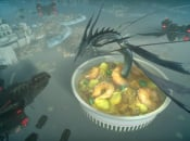 What the Hell Is This Final Fantasy XV Cup Noodle Advert?