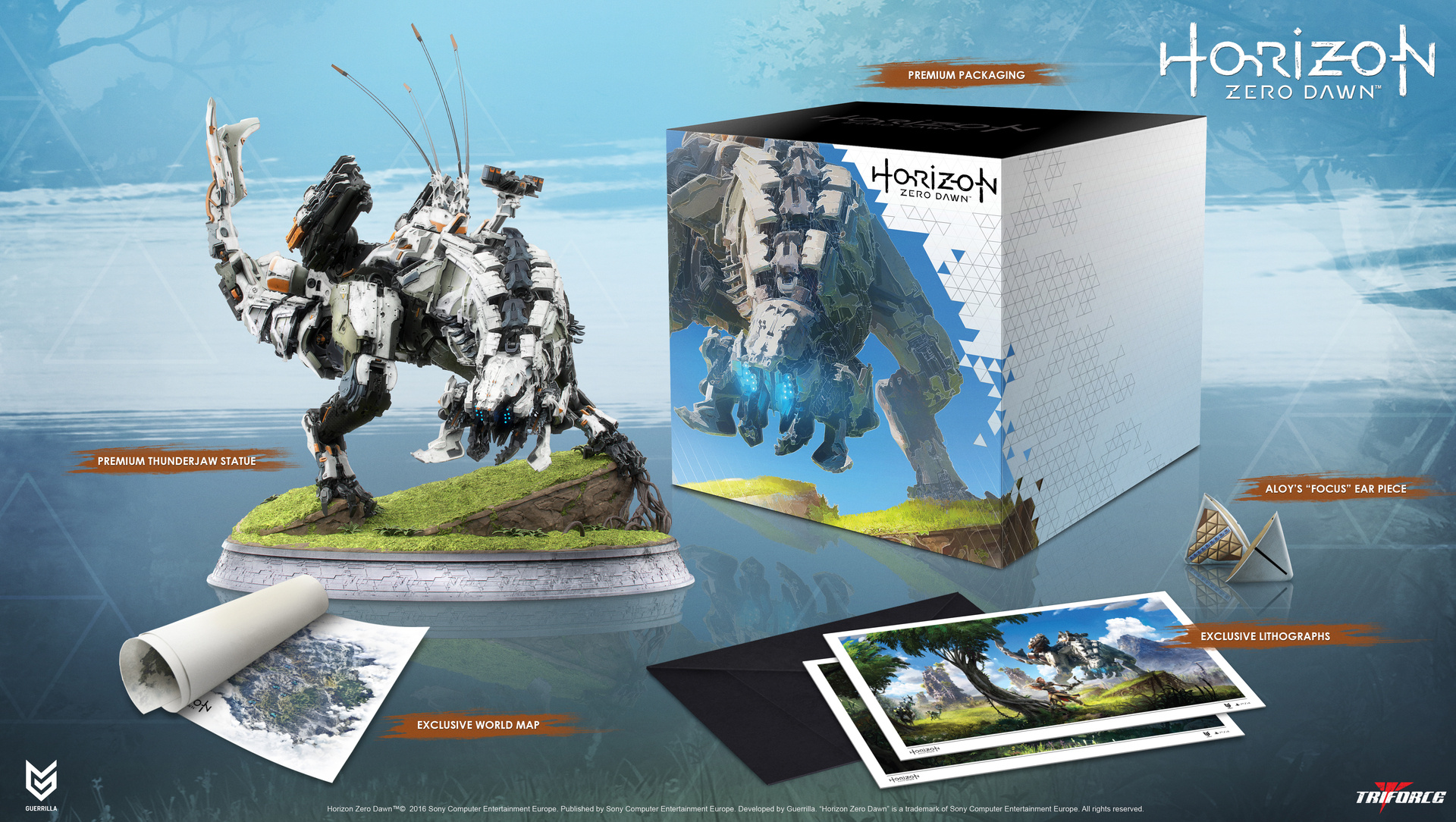 horizon zero dawn guide book
