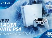 Sony's Glacier White PS4 Slim Sure Looks Ice