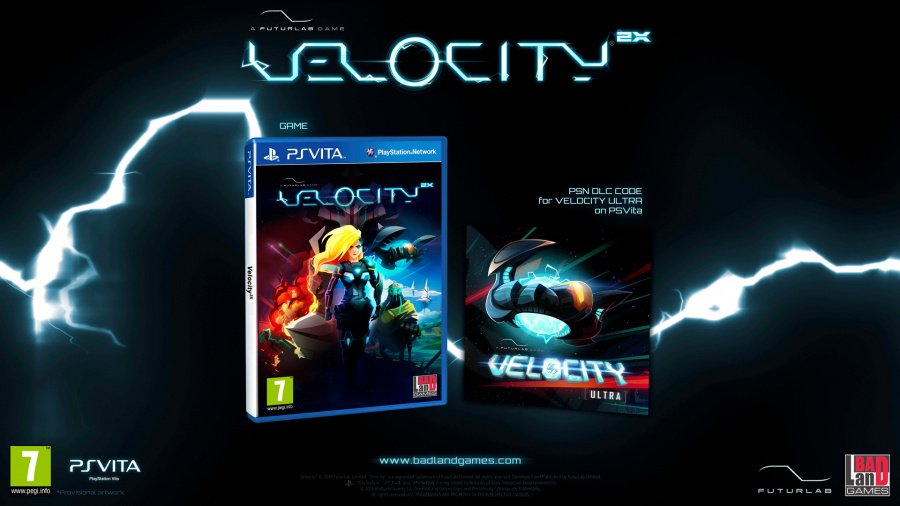 Velocity 2X PS Vita PlayStation Vita 1