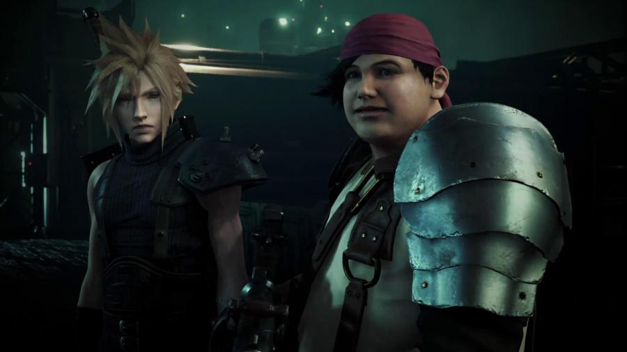 Final Fantasy VII 7 Remake PS4 PlayStation 4 1