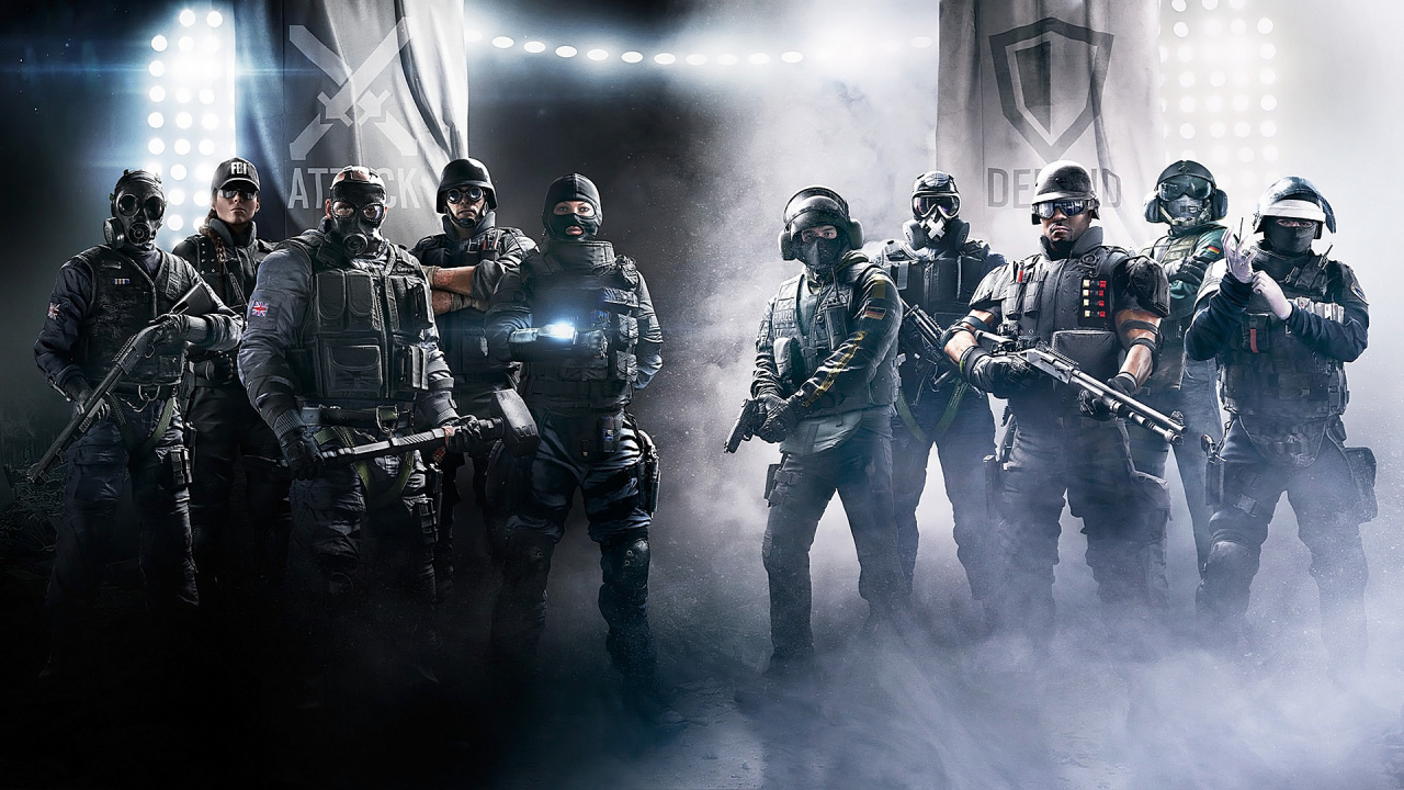 Rainbow Six Siege Is Getting Loot Crates & Season Two Improvements