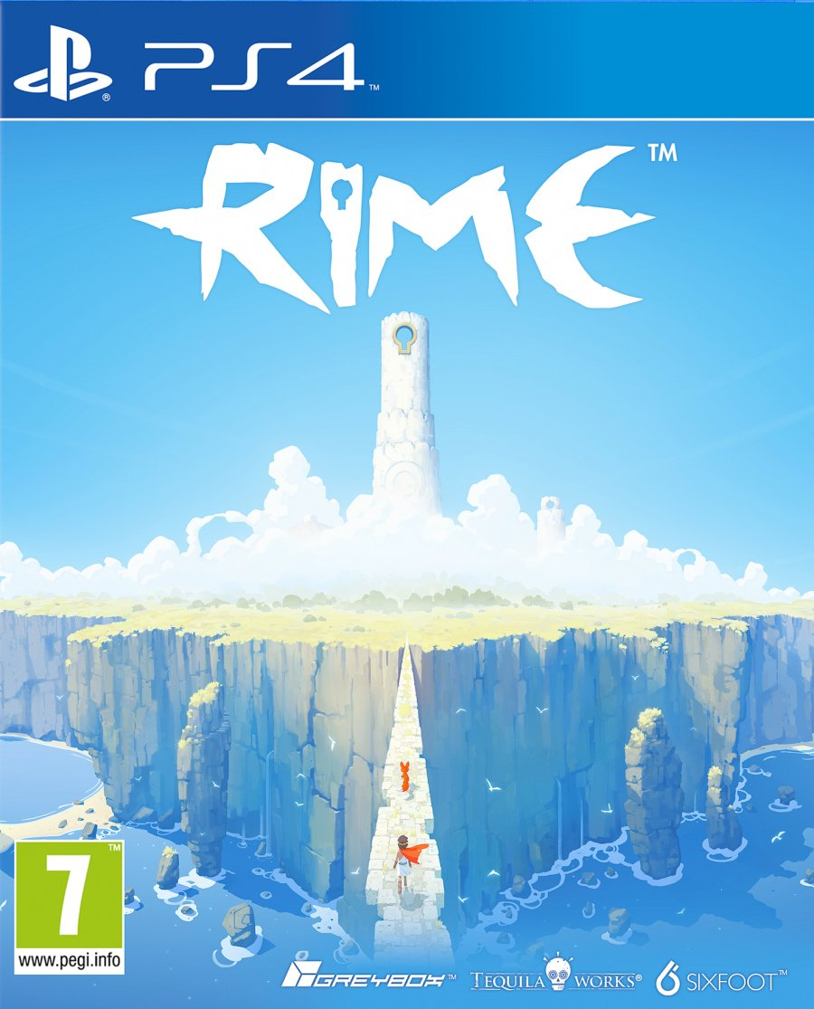 RIME PS4 PlayStation 4 Release Date 1