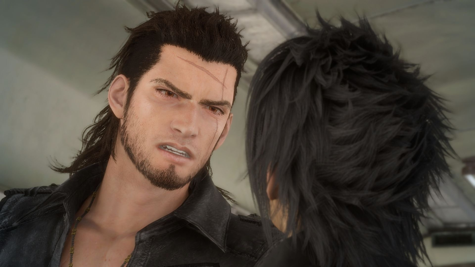 Final Fantasy XV Episode Gladiolus First DLC Trailer Released