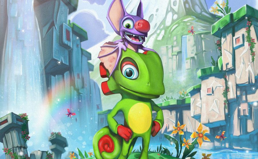 Yooka Laylee PS4 PlayStation 4 1