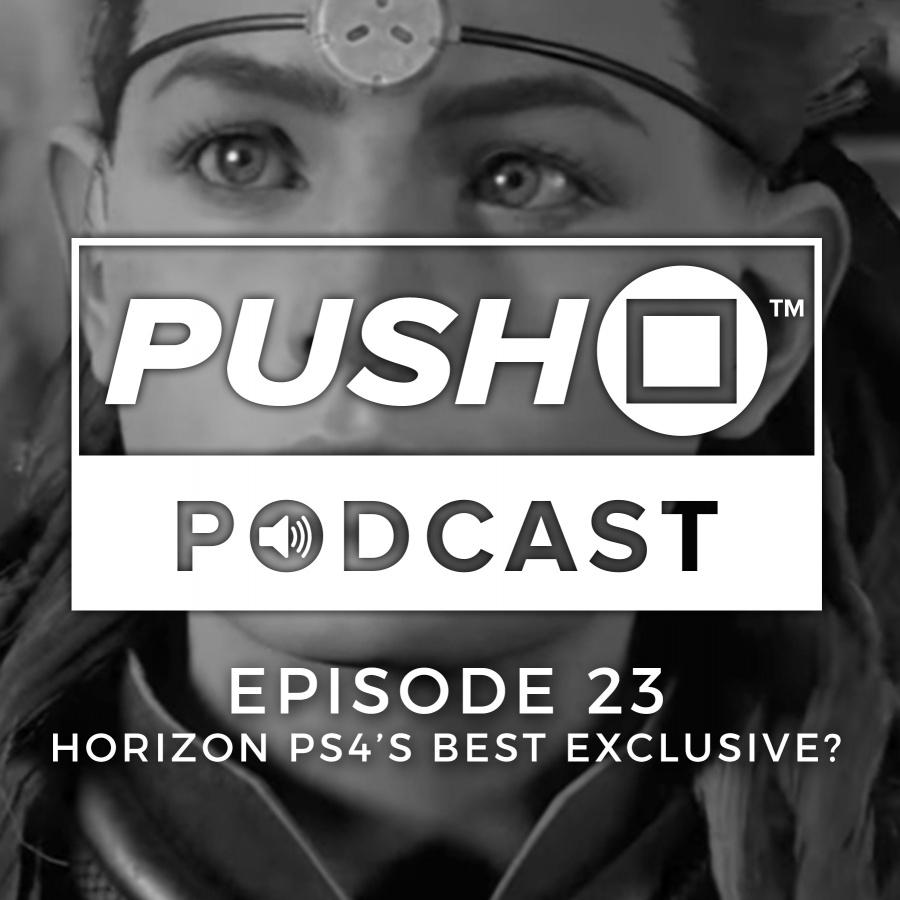 Push Square Podcast Episode 23