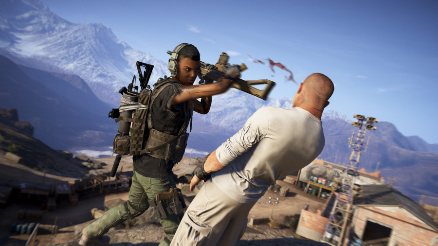 Ghost Recon Wildlands PS4 PlayStation 4 1