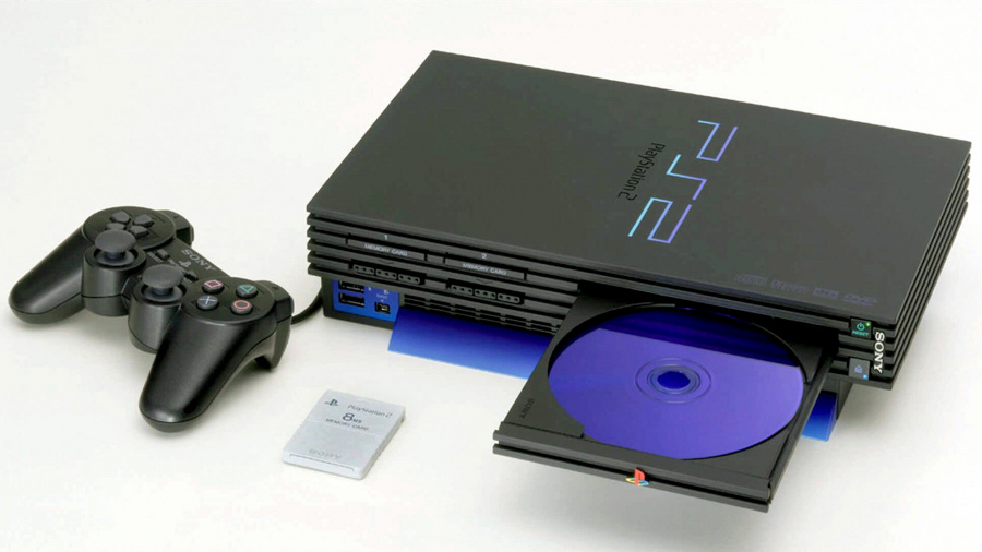 PlayStation 2 PS4 PlayStation 4 Emulation 1