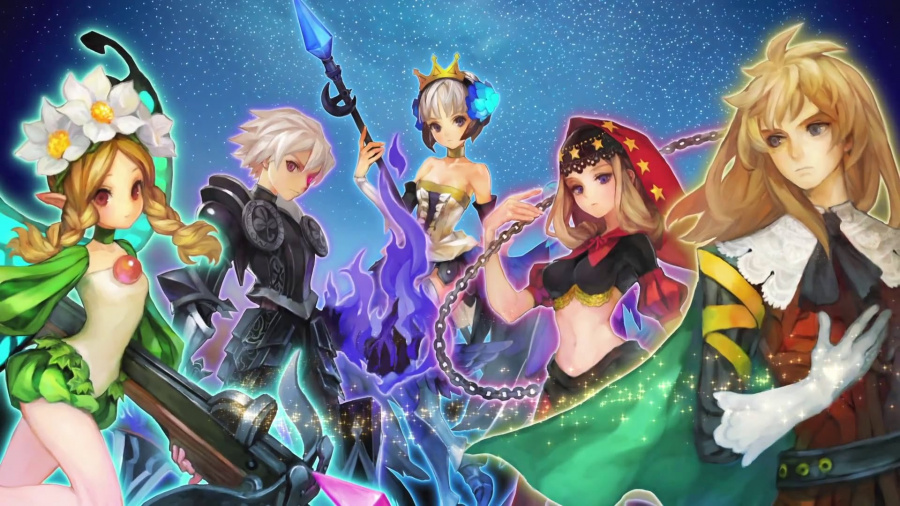 Best PS4 RPGs Role Playing Games Odin Sphere