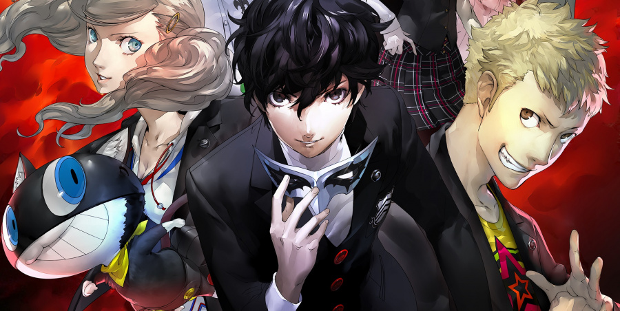 Best PS4 RPGs Role Playing Games Persona 5