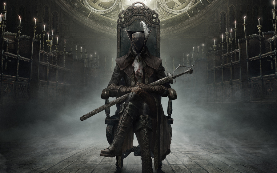 Bloodborne PS4 PlayStation 4 1