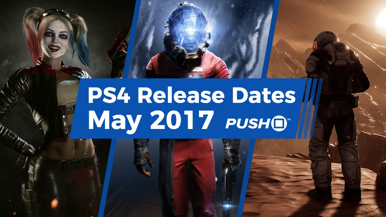 Ps4 games release date in Melbourne