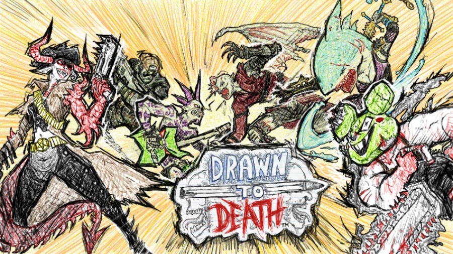 Drawn to Death PS4 PlayStation 4 1