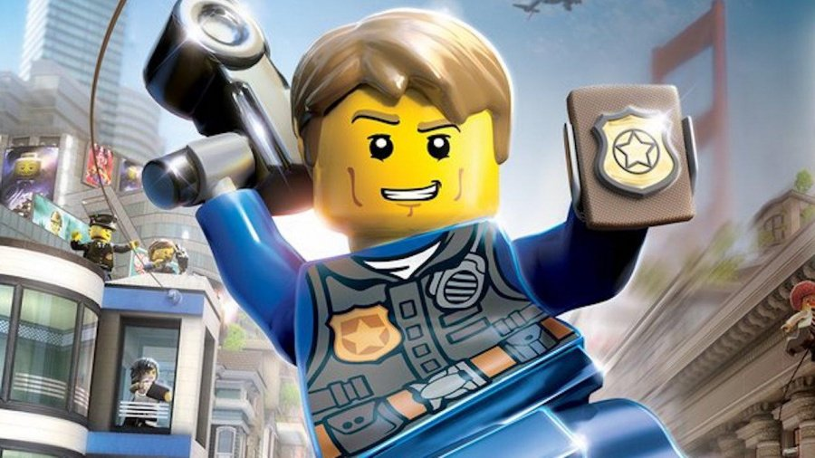 LEGO City Undercover PS4 PlayStation 4 1