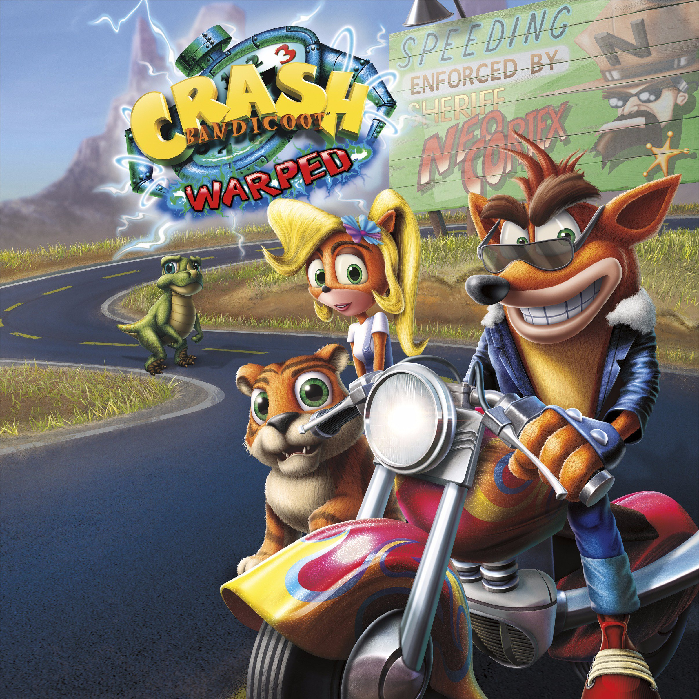 Crash Bandicoot N. Sane Trilogy Will Get Warped on Friday ...
