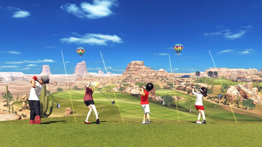 Everybody's Golf PS4 PlayStation 4 1