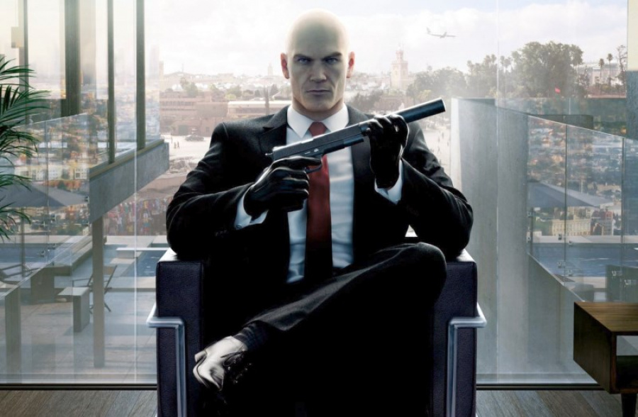 Hitman PS4 PlayStation 4 1